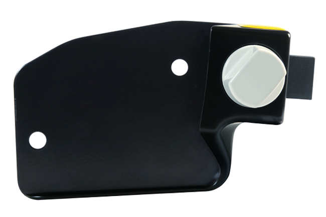 Security lock for cabin doors:  Fiat Ducato 244, Peugeot Boxer, Citroën  Jumper 2002 - 2006.