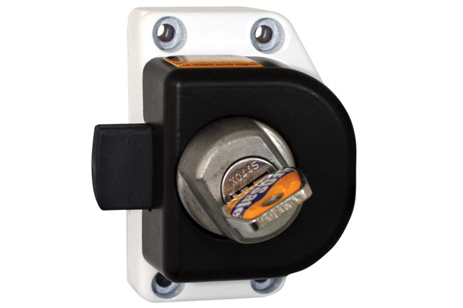 Security lock for cabin doors:  Mercedes Sprinter, Volkswagen Crafter  2006 - ...