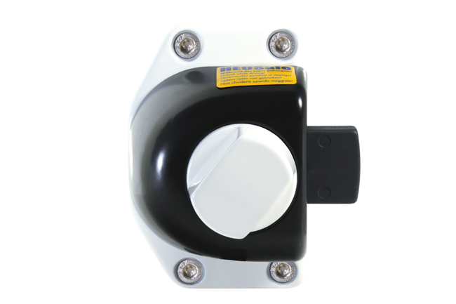 Security lock for cabin doors: Ford Transit 2006-2013